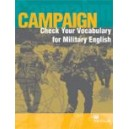 Campaign Check your Military Vocabulary Workbook / Richard Bowyer