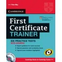 First Certificate Trainer Practice Tests with Answers with Audio CDs (3)