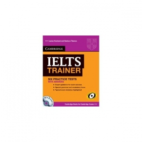 IELTS Trainer Practice Tests Pack