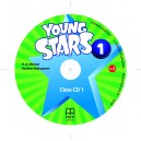 Young Stars 1 Class CD / H. Q. Mitchell, M. Malkogianni