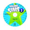 Young Stars 2 Class CD / H. Q. Mitchell, M. Malkogianni