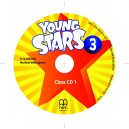 Young Stars 3 Class CD / H. Q. Mitchell, M. Malkogianni