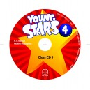 Young Stars 4 Class CD / H. Q. Mitchell, M. Malkogianni