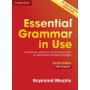 Essential Grammar in Use with key, 4th Edition. Raymond Murphy