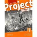 Project 1 (4Ed.) Workbook with audio CD