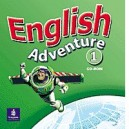 English Adventure 1 CD-ROM / Anne Worrall