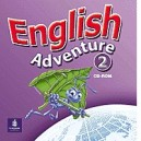 English Adventure 2 CD-ROM / Anne Worrall