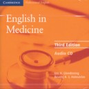English in Medicine CD / Eric H. Glendinning, Beverly Holmström