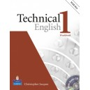 Technical English 1 Workbook With key + CD / Christopher Jacques