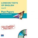 London Tests of English 3 Key& CD Pack