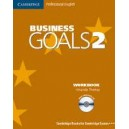 Business Goals 2 Workbook + CD / Amanda Thomas