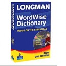 New Longman Wordwise Dictionary Paper + CD-ROM