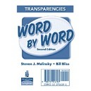 Word by Word Picture Dictionary Transparencies / Bill Bliss, Steven J. Molinsky