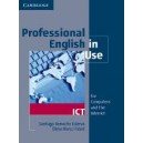 Professional English in Use ICT / Santiago Remancha Esteras, Elena Marco Fabre