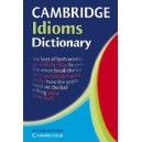 Cambridge Idioms Dictionary Paperback