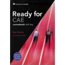 New Ready for CAE Coursebook With key / Roy Norris, Amanda French