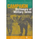 Campaign Dictionary of Military Terms / Richard Bowyer